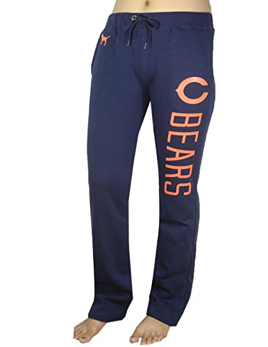 0f5be944 Pink Victoria's Secret NFL Chicago Bears Womens Pajama Pants ...