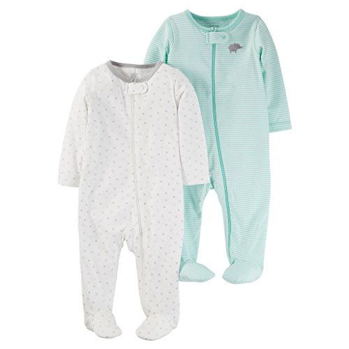 Carter S Just One You 2 Pack Baby Unisex Sleep N Play Set