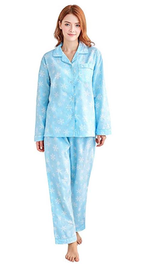 121de94a9d Women s 100% Cotton Pajamas